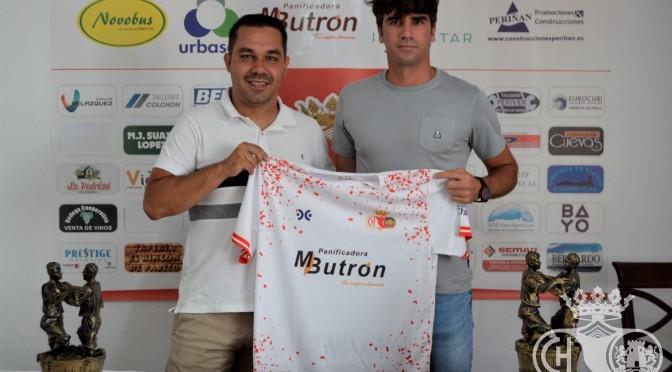 Manu Lebrón, nueva incorporación del Chiclana C.F.