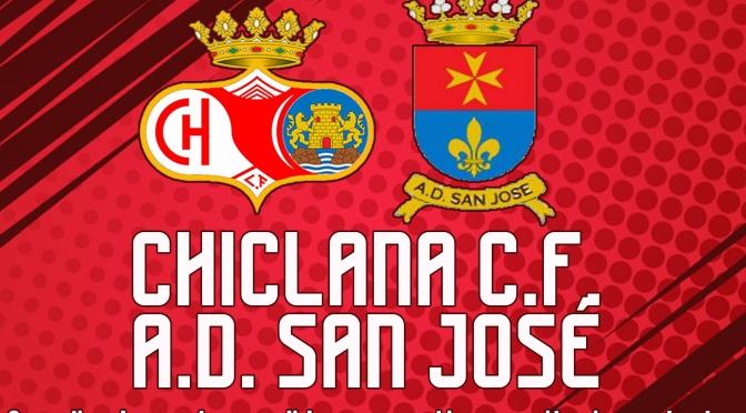 Rueda de prensa: CHICLANA C.F. vs A.D. SAN JOSÉ