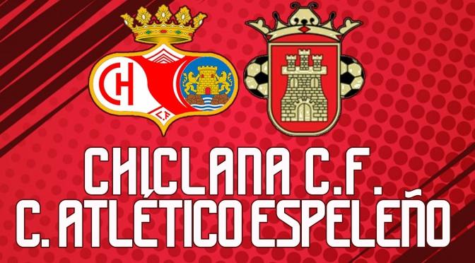 Rueda de prensa: CHICLANA C.F. vs A. ESPELEÑO