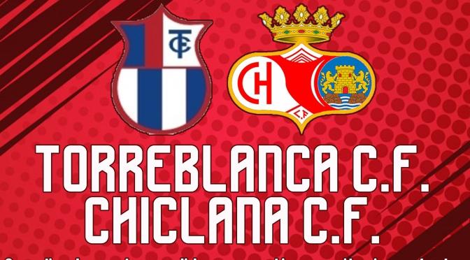 Rueda de prensa: TORREBLANCA C.F. vs CHICLANA C.F.