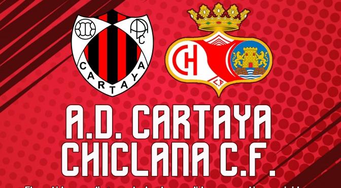 Rueda de prensa: A.D. CARTAYA vs CHICLANA C.F.