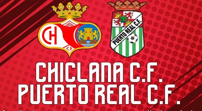 Rueda de prensa: CHICLANA C.F. vs PUERTO REAL C.F.
