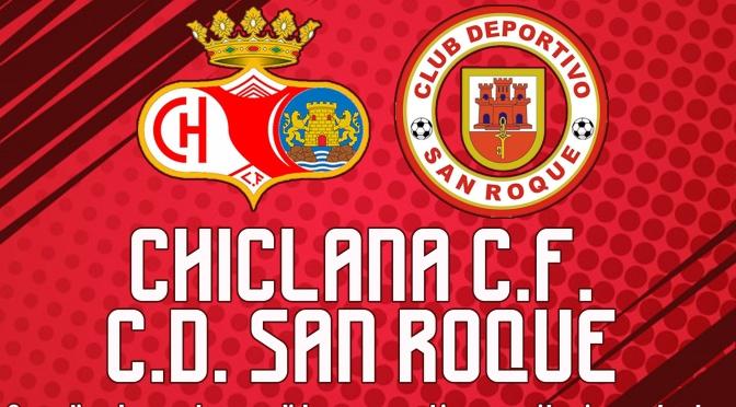 Rueda de prensa: CHICLANA C.F. vs C.D. SAN ROQUE