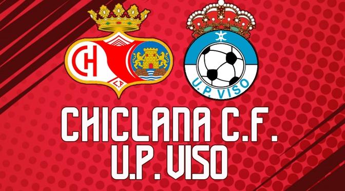 Rueda de prensa: CHICLANA C.F. vs U.P. VISO