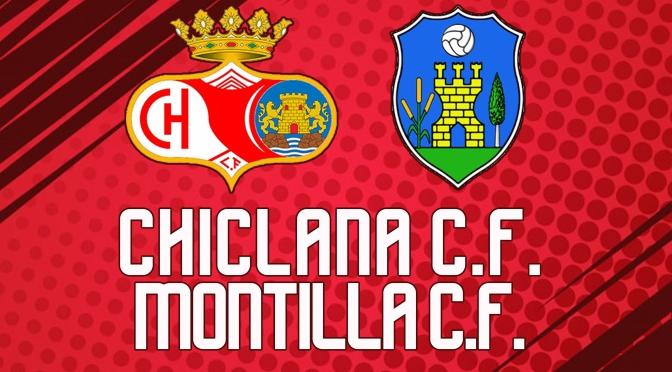 Rueda de prensa: CHICLANA C.F. vs MONTILLA C.F.