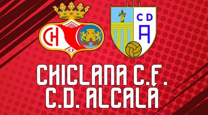 Rueda de prensa: CHICLANA C.F. vs C.D. ALCALÁ (2-1)