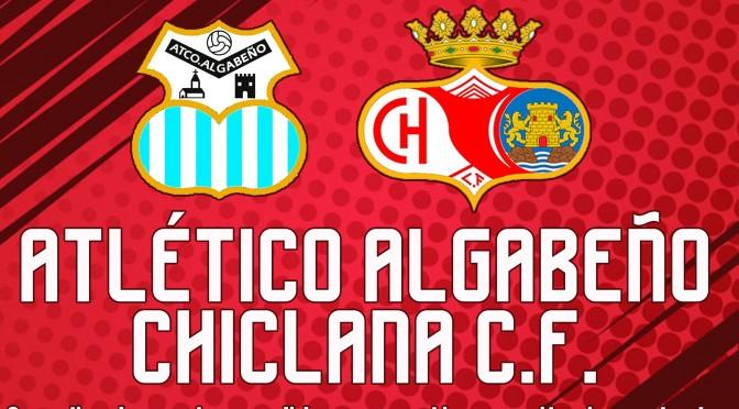 Rueda de prensa: A. ALGABEÑO vs CHICLANA C.F.