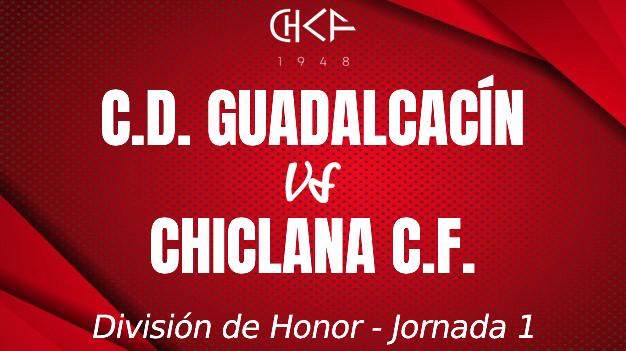 Rueda de prensa: C.D. GUADALCACÍN vs CHICLANA C.F.