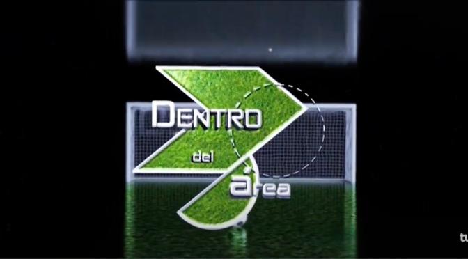 """""""Dentro del área"""" 5-10-2021"""