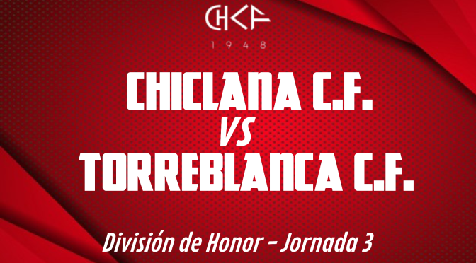 Rueda de prensa: TORREBLANCA C.F. vs CHICLANA C.F. (3/10/2021)